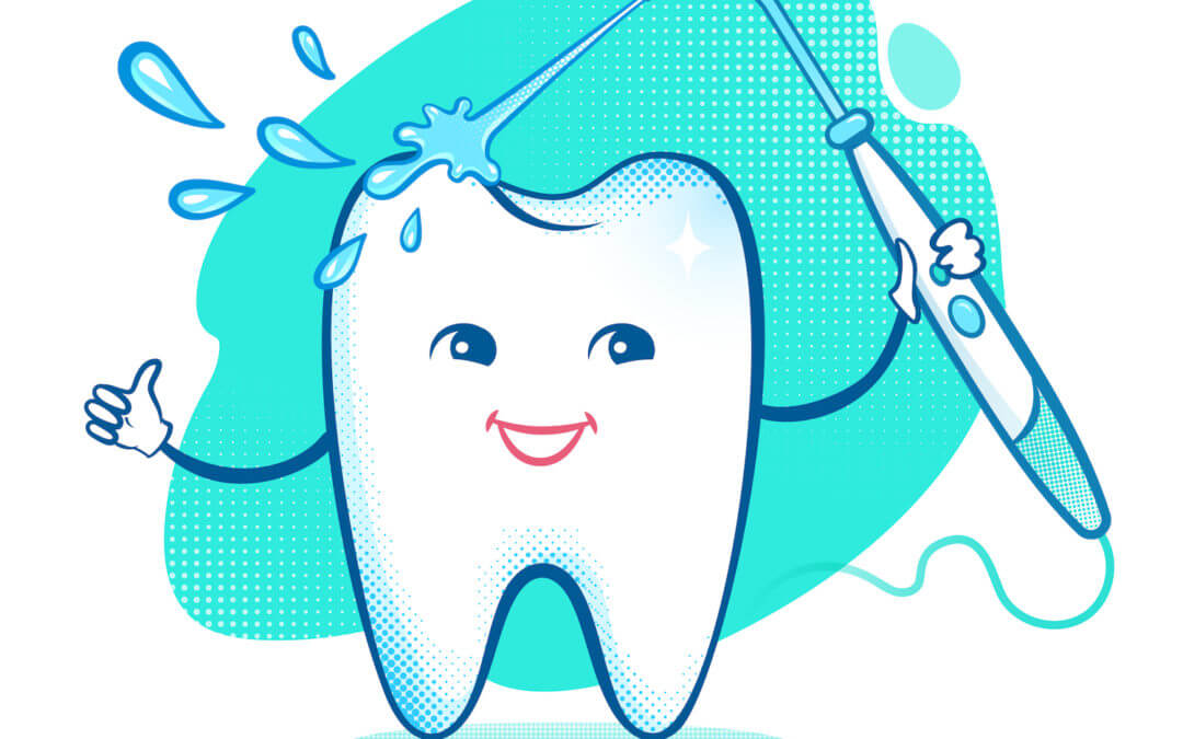 Oral Irrigator vs. Floss: What's the Difference?